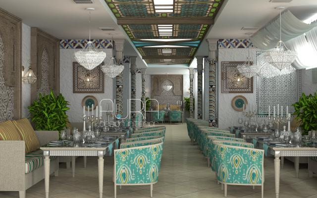 Гостиничный комплекс Узбекистан