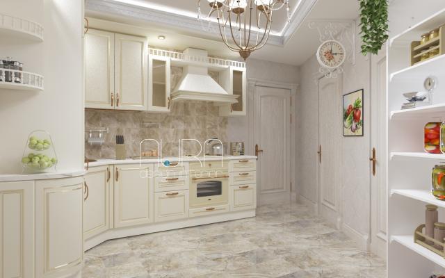 Кухня для заготовок. г.Обнинск
