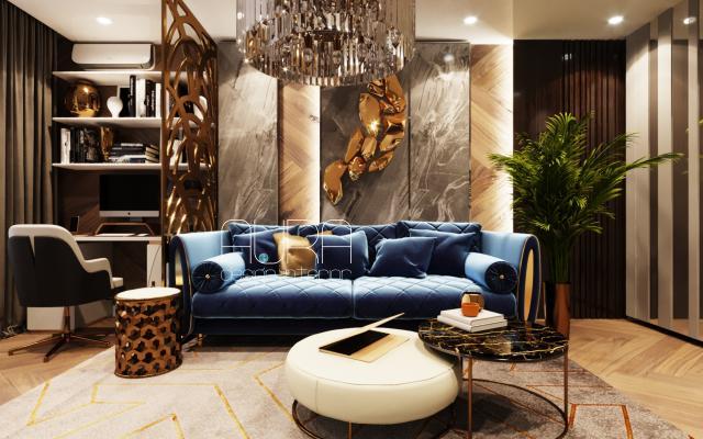 Дизайн гостиной, г. Москва