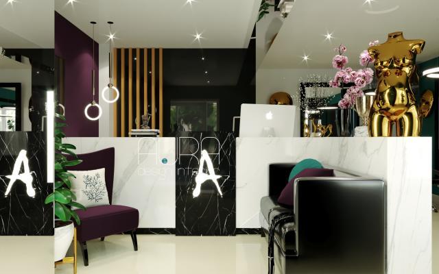 Дизайн салона красоты, г. Тула