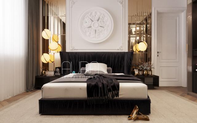 Дизайн спальни, г. Москва