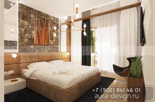 Спальня по ул.Вересаева, г.Тула