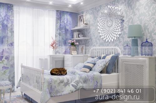 Спальня по ул. Металлургов