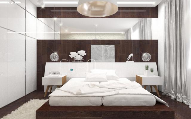 Спальня для парня. ул.Вересаева