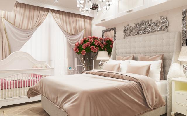 Спальня на первомайской
